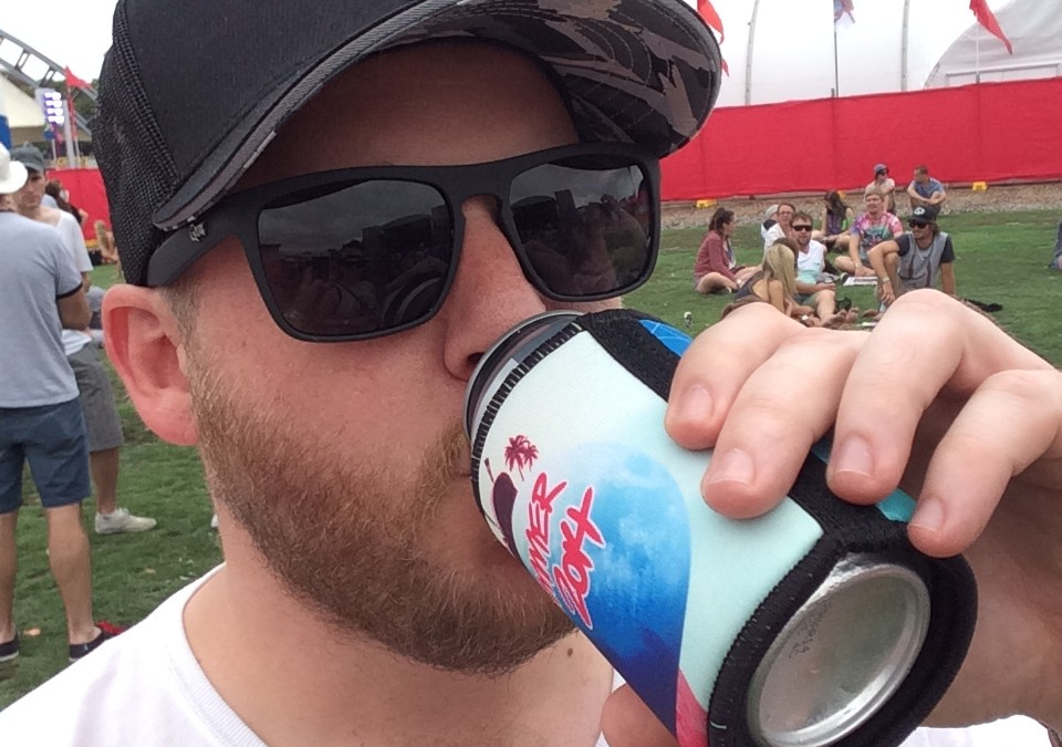 Being a Festival Goer In Your Thirties